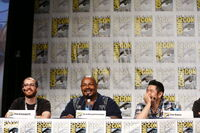 Uncle Grandpa & Clarence Panel at SDCC14 7