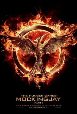 Mockingjay tagline official