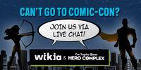 Wikia Comic-Con Party 2012