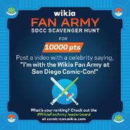 99 Fan army