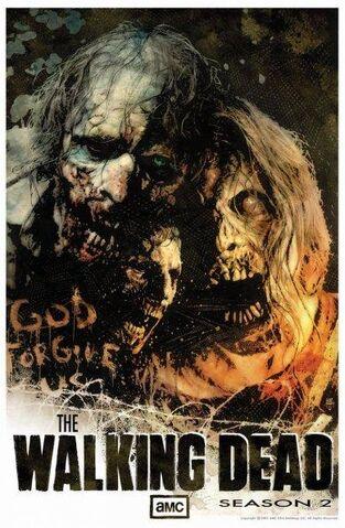 File:The Walking Dead Season 2 Poster.jpeg