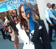 Lady Two Face CC
