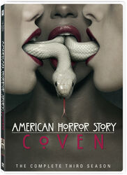 AHSCoven DVD Spine