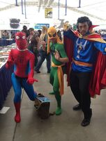 Sdccmarvel superherocosplay
