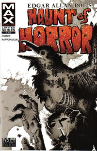 Haunt of Horror Edgar Allan Poe 1