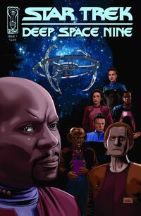 Star Trek DS9 Fool's Gold 1