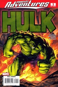 Marvel Adventures Hulk 1