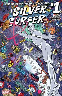 Silver Surfer 2016 1
