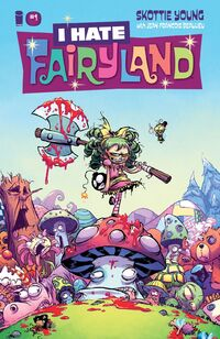 I Hate Fairyland 1