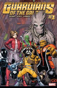 Guardians of the Galaxy 2015 1
