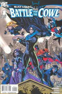 Batman Battle for the Cowl 1