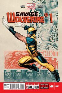 Savage Wolverine 1