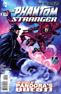 The Phantom Stranger 2