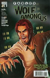 Fables- The Wolf Among Us 1
