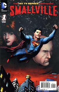 Smallville Season 11 1