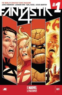 Fantastic Four 2014 1
