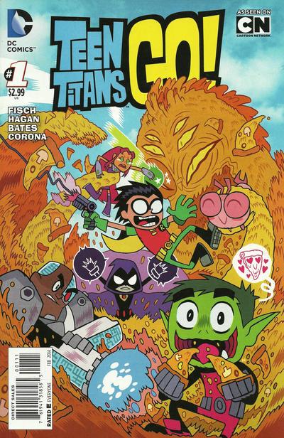 Teen Titans Go  Comic Book Series  Fandom Powered By Wikia-7609