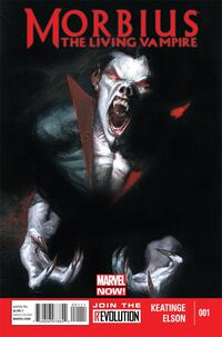 Morbius The Living Vampire 1