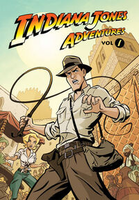 Indiana Jones Adventures 1