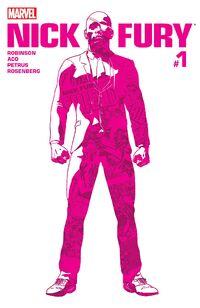 Nick Fury 1