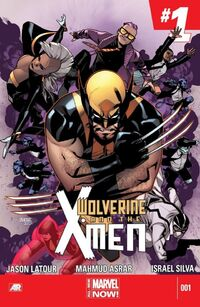 Wolverine and the X-Men 2014 1