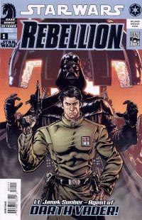 Star Wars Rebellion My Brother, My Enemy 1