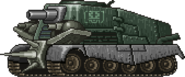 Tank Commando 2 Shape 5574