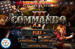 Commando 3 main menu