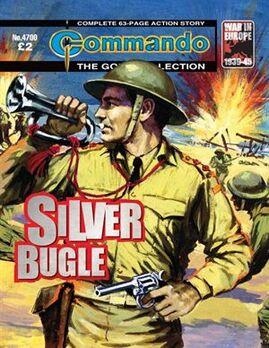 4700 silver bugle