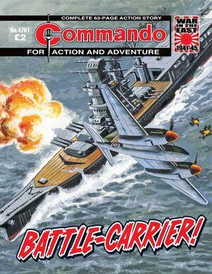 4761 battle carrier