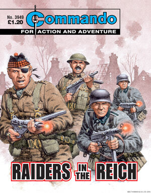 Raiders in the Reich