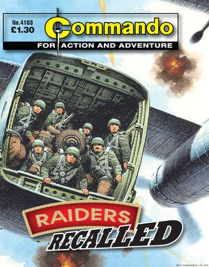 4163 raiders recalled