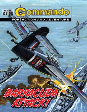 Baracuda Attack