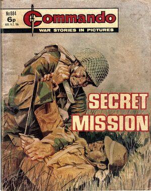 0884 secret mission
