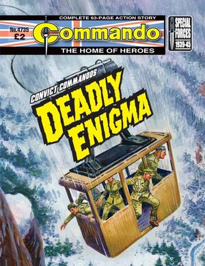 4735 convict commandos deadly enigma