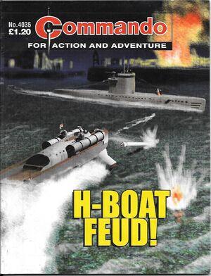 4035 H-boat feud