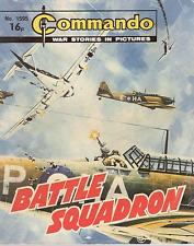 Cover for Battle Squadron
