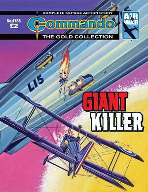 4788 giant killer