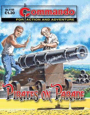 4166 pirates on parade