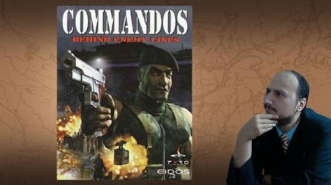 """Gaming History Commandos """"A classic that defined a style"""""""
