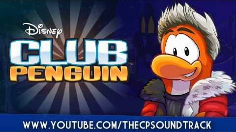 Club Penguin Music OST Descendants Party 2015 - Sparky's New Bike (Igloo Music)