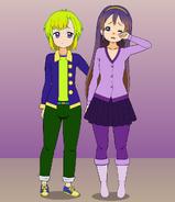Senkan confronts Tomako