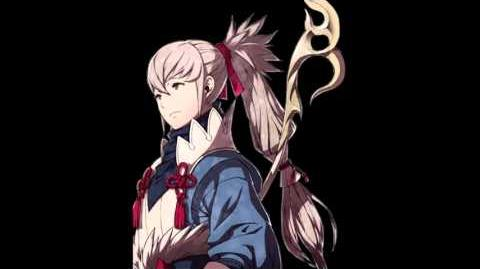 FE Fates Voices Takumi
