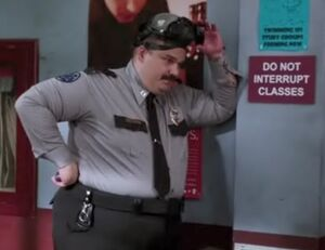 S03E01-Sgt Nunez monkey gas