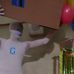 <center><b>Balloon Drop Human Being</b></center><center><b>Appearance</b>:
