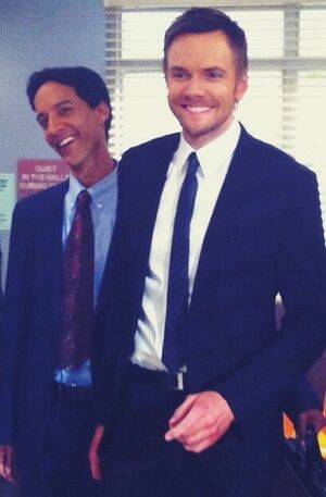 Jeff and Abed Season Three