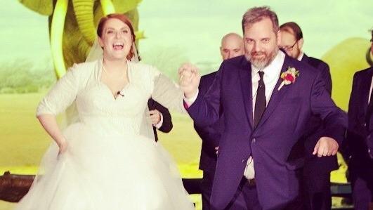 File:Dan and Erin wedding day.jpg