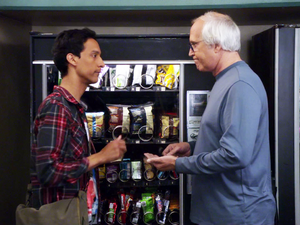 Abed and Pierce