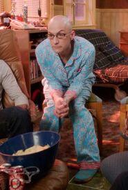 Dean Pelton pajamas