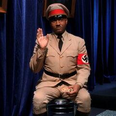 Why Black Hitler?
